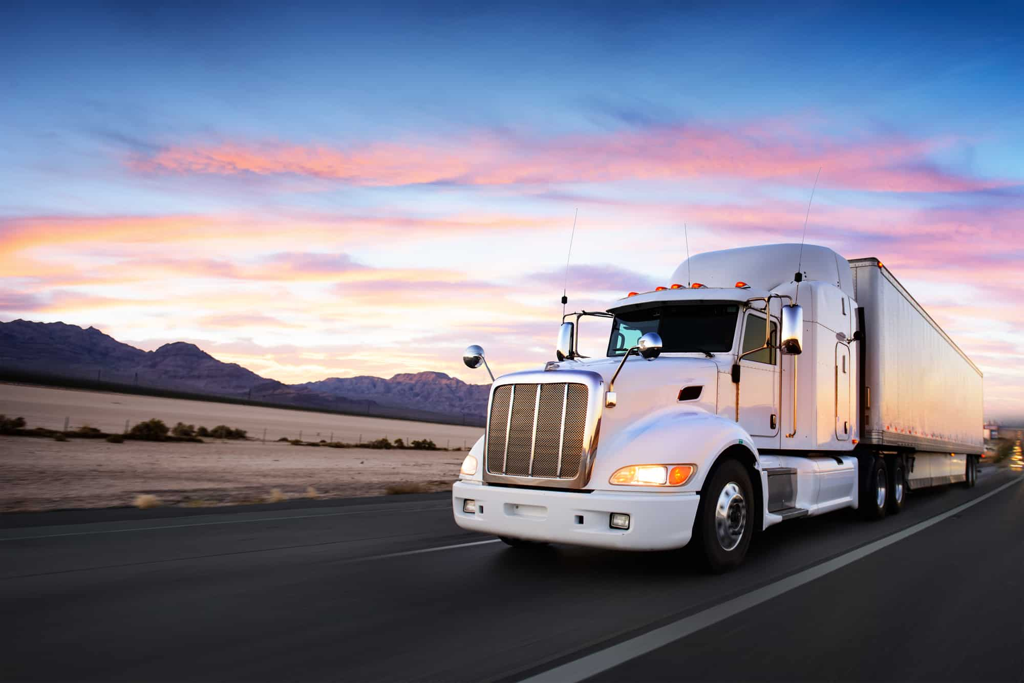 Is It Time to Get Into Trucking in 2021?